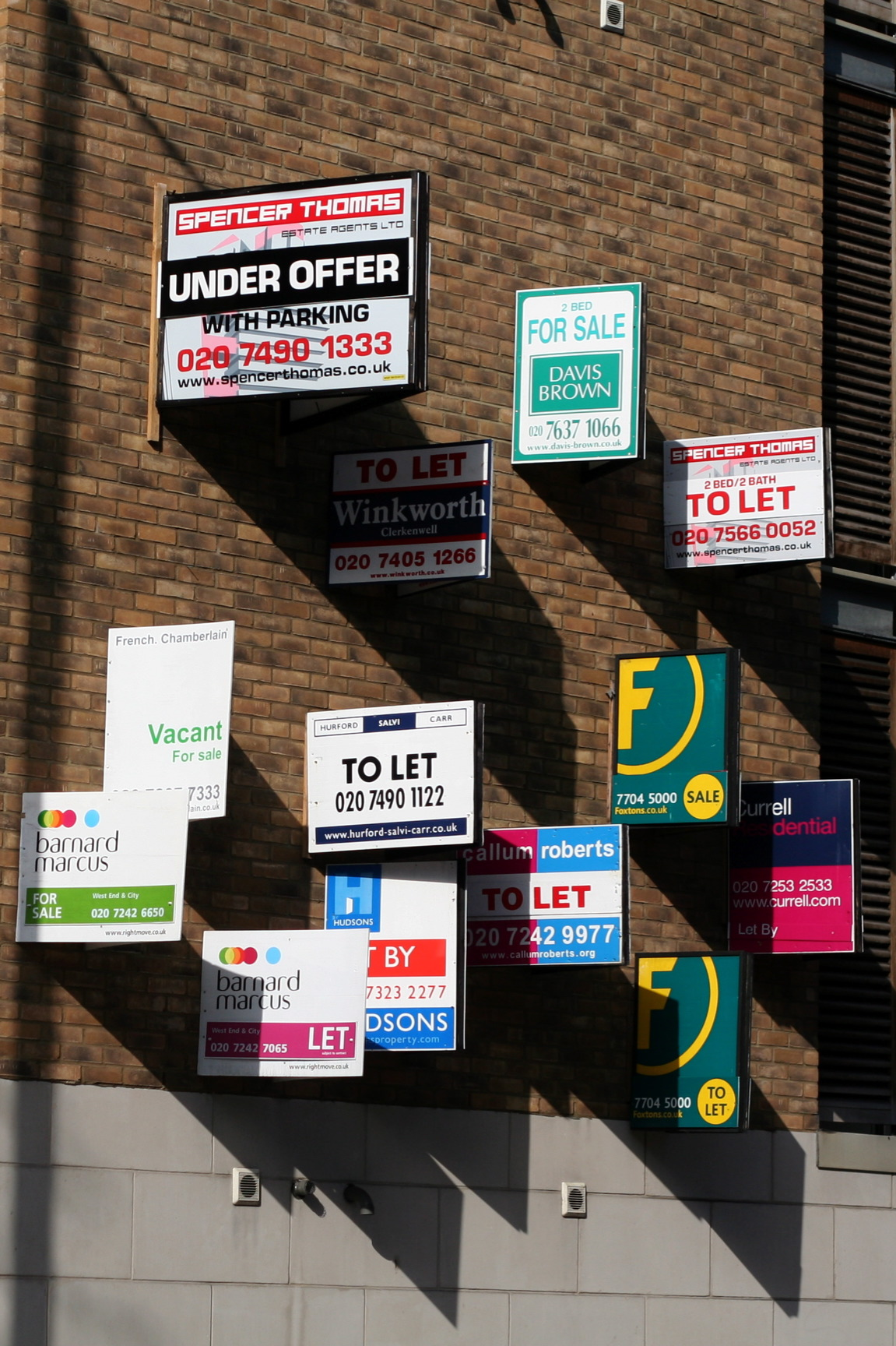 How should you choose an estate agent?